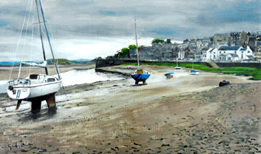 Commission Paintings - Arnside