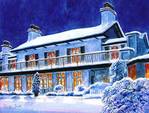 Commission Paintings - Rothay Manor
