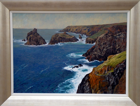 Towards Kynance Cove