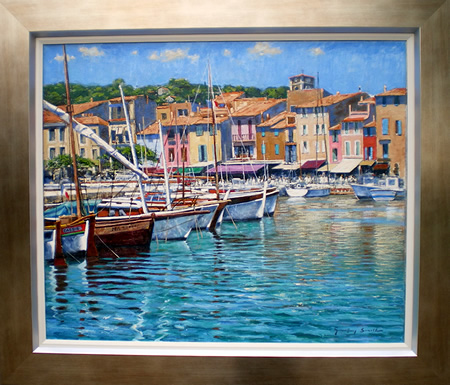 The Harbour, Cassis