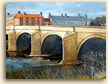 Painting of Tadcaster Bridge